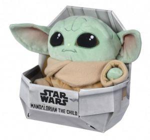 Simba Disney - plyšový  Baby Yoda 25 cm