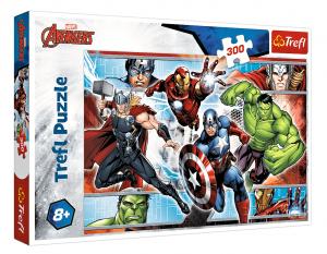 TREFL Puzzle  300 dílků - Avengers 23000
