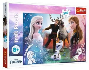TREFL Puzzle  300 dílků - Frozen II 23006