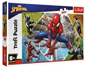 TREFL Puzzle  300 dílků - Spiderman  23005