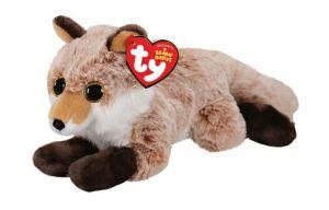 TY Beanie Babies  - Fredrick - liška   50052   - 15 cm plyšák