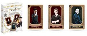 Winning Mowies  - hrací karty  - černý Petr - Harry Potter