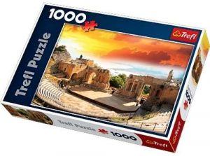 1000 dílků  - Sicílie -  puzzle Trefl