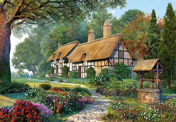 Castorland - Magické místo - Puzzle 1500 dílků art. 150915