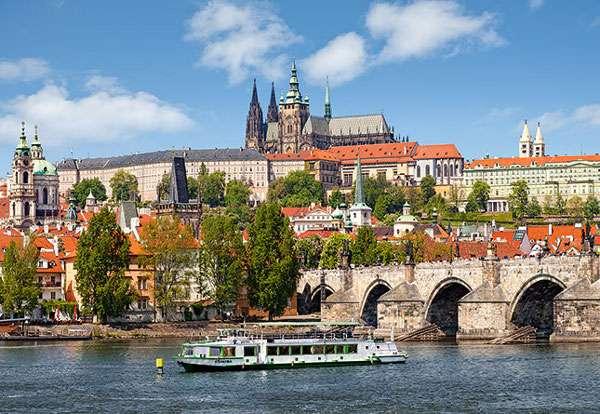 Castorland - Praha - Puzzle 1000 dílků art. 102426