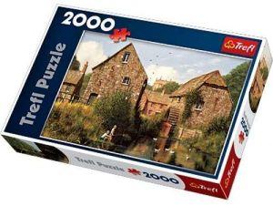 2000 dílků Vzpomínky z dětství - puzzle Trefl 27078