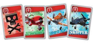 Letadla - Planes - DISNEY kartičky - karty Černý Petr - TREFL