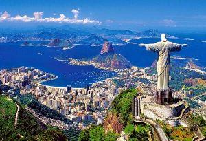 Puzzle Castorland 1000 dílků Rio de Janeiro - art. 102846