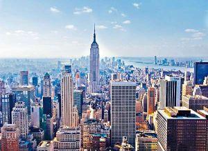 Puzzle Clementoni 2000 dílků - New York