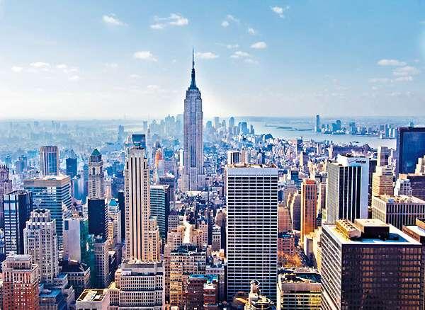 Puzzle Clementoni 2000 dílků - New York , Clementoni 32544